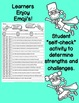 Student Learning Goals Posters and Printables