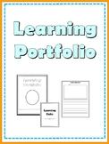 Student Learning Portfolio