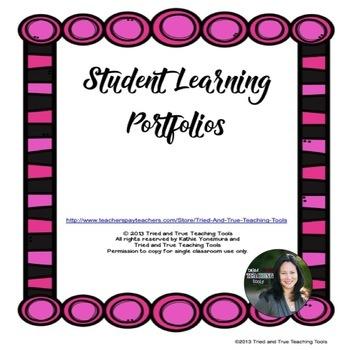 Student Learning Portfolios