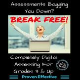 Student-Led Assessment Bundle