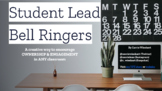 Student-Led Bell-Ringers for ANY CLASS