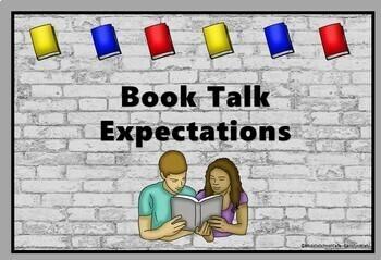 Book Talks - Student Led
