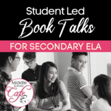Book Talks - Student Led (Distance Learning)