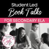 Student Led Book Talks for Reader's Workshop