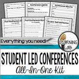 Student Led Conference - Parent Teacher Conference