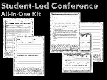 Student Led Conference - Parent Teacher Conference