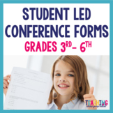 Student Led Conference Forms