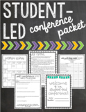 Student Led Conference Packet