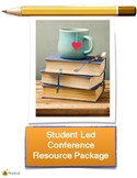 Student Led Conference Resource Package - Hard Copy Version