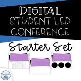 Student Led Conferences Digital Set
