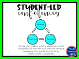 Student-Led Conferences (Editable)