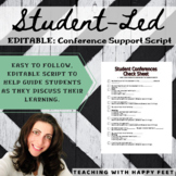 Student-Led Conferences Checklist