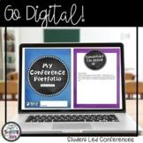 Student Led Conferences Digital