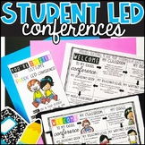 Editable Student Led Conferences