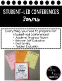 Student Led Conferences Forms