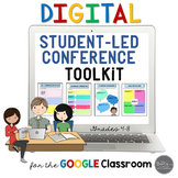 Student Led Conferences Gone DIGITAL and Printable