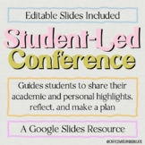 Student-Led Conferences: Highlights and Reflection