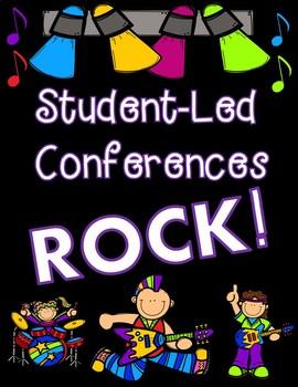 Student Led Conferences ROCK!