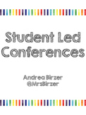Student Led Conferences with Digital Portfolios