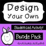 Student-Led Design Your Own Bundle