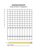 Student Led Goal Setting Progress Log
