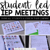 Student Led IEP Meeting Toolkit | Student Led Conferences