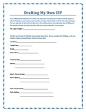 Student-Led IEP Workbook