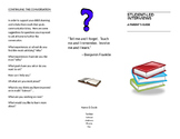 Student Led Interview Brochure