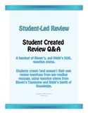 Student-Led Review Using Bloom's and Webb's Question Stems
