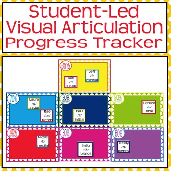 Student-Led Visual Articulation Progress Tracker