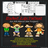 Student Life Portrait: An All About Me Project (Optional Google Drive)