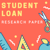 Student Loan Research Paper