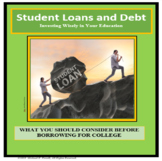 STUDENT LOANS AND DEBT, Investing, Personal Finance, Life Skills, Careers