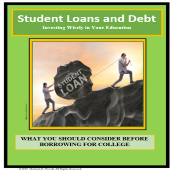 STUDENT LOANS AND DEBT, Investing, Personal Finance, Life