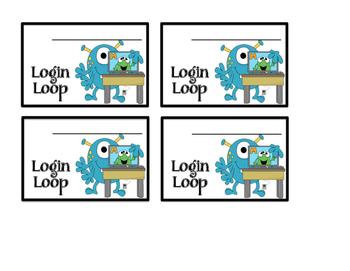 Student Login Loop