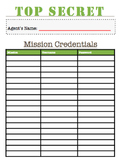 Student Login Record Keeper - Excel