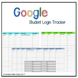 Student Login Tracker - Digital