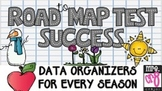 Student MAP Data Organizers for Every Season Road to MAP T