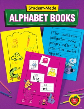 Student-Made Alphabet Books