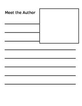 Student Made Book Outline