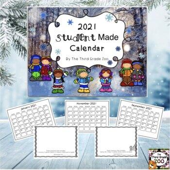 Student Made Calendar 2017