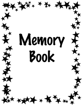 Student Memory Book/Elementary YearBook