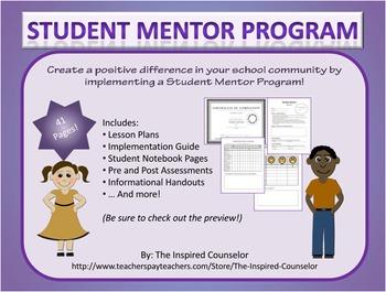 Student Mentor Program