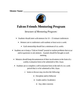 Student Mentoring Program