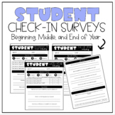Student Mid-Year GLOWS and GROWS Climate Survey