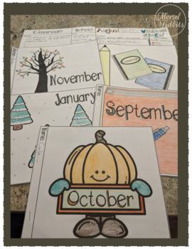 Student Monthly Planners