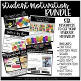 Student Motivation Bundle {Positive Tools To Get Your Stud