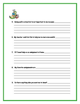 Student Motivation Survey: Understanding What Inspires Each Student