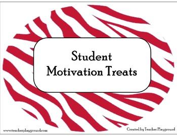 Student Motivation Treats