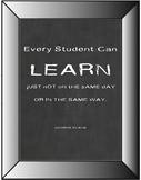 Student Motivational Poster